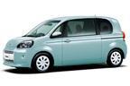"""トヨタ、ポルテにオシャレな内装の特別仕様車 F""""a la mode Brun""""を設定"""