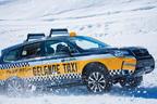 スバルゲレンデタクシーをミシュランがサポート…スタッドレスタイヤを供給