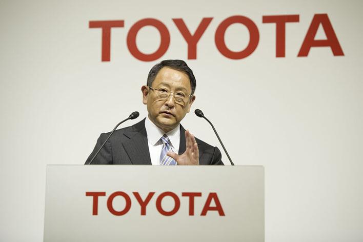トヨタ パナソニック EV向け車載用の角形電池開発で提携