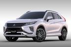 三菱自、話題の新型SUVエクリプスクロスのカスタムカーを公開【東京オートサロン2018】
