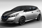 日産 新型リーフに新コンセプト「LEAF Grand Touring Concept」【東京オートサロン2018】