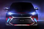 人気のトヨタ C-HRがシャコタンに!?未来を感じさせる斬新なカスタムカーに変身【東京オートサロン2018】
