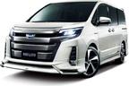 ノア/ハイエースのカスタムをトヨタモデリスタが新提案【東京オートサロン2018】