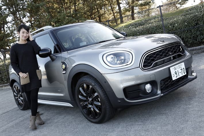 MINI Coopre SE Crossover All4(MINI CROSSOVER PHEV)
