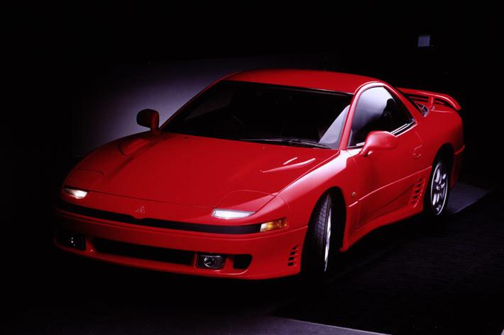 三菱 GTO(前期)
