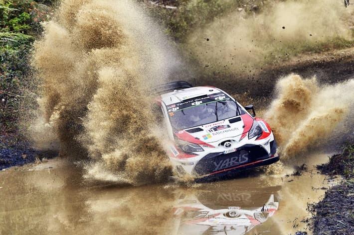 トヨタ ヤリス WRC