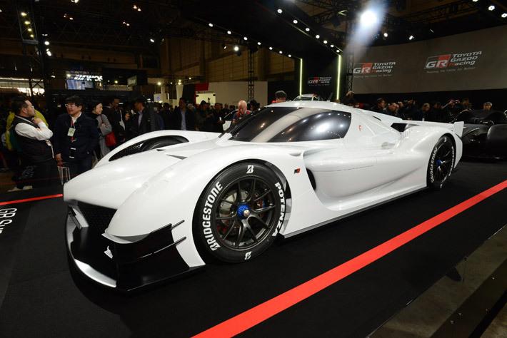 トヨタ GR スーパースポーツコンセプト