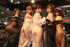 今年もスケまくり!AIWAブースの衣装が期待通りの露出度だった!Vol.1【東京オートサロン2018】