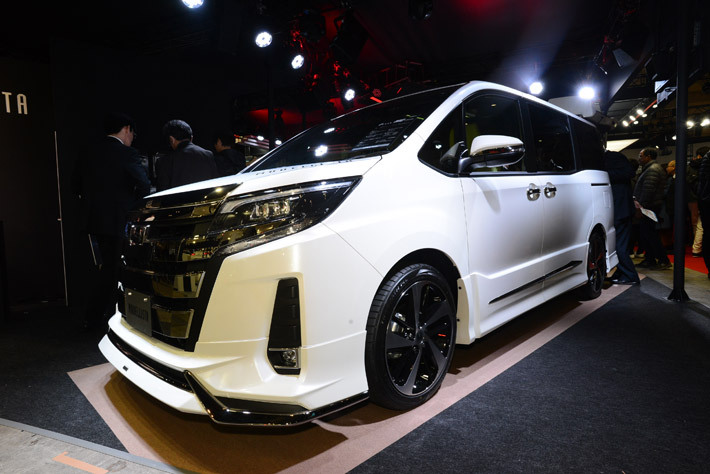 トヨタ ノアMUコンセプト