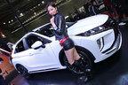 市販化間近の新型SUV「三菱 エクリプスクロス」をひと足お先にカスタマイズ【東京オートサロン2018】