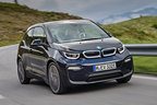 BMW、新型i3を発売…モダンで洗練されたデザインに変更