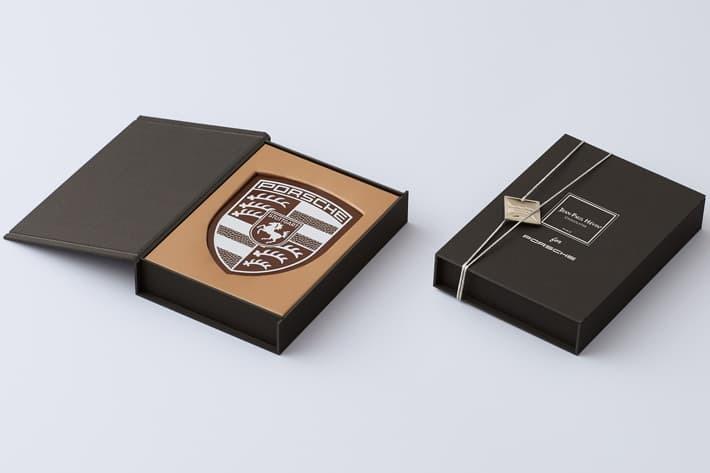 ポルシェと世界トップクラスショコラティエのコラボ ショコラ