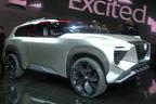 日産がクロスモーションで次世代SUV戦略を示唆、次期型「エクストレイル」はクロスオーバーに?