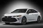 トヨタ、最上級セダンの新型アバロンを世界初公開…自動車メーカー初のアマゾンアレクサ対応