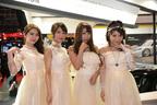 姫やレイヤーさんがいっぱい♪ミニスカバニー・純白ドレス特集!【東京オートサロン2018】