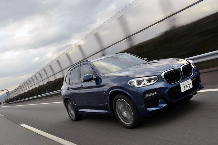 "BMW 新型X3 ""X3 xDrive 20d Msport""[AWD]"