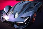 ランボルギーニの未来のスーパーカーはこれだ!テルツォ・ミッレニオをパリで公開