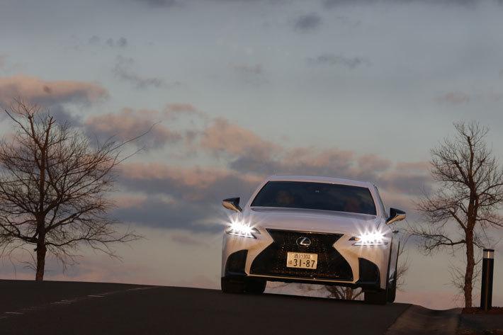 """レクサス 新型LS500 """"F SPORT""""[FR・V6 3.5リッターツインターボ]"""