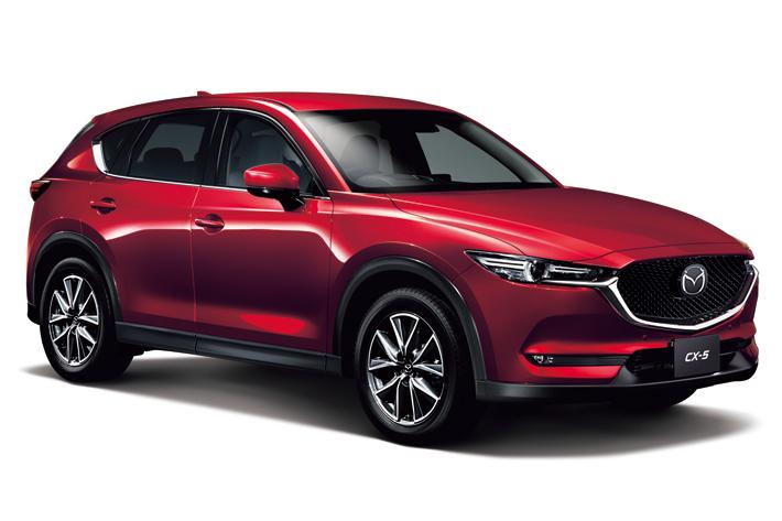 Mazda CX-5 / March 2018 Product improvement model
