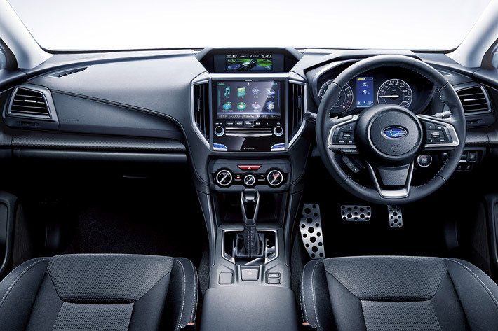スバル インプレッサスポーツ/G4 特別仕様車「1.6i-L EyeSight S-style」