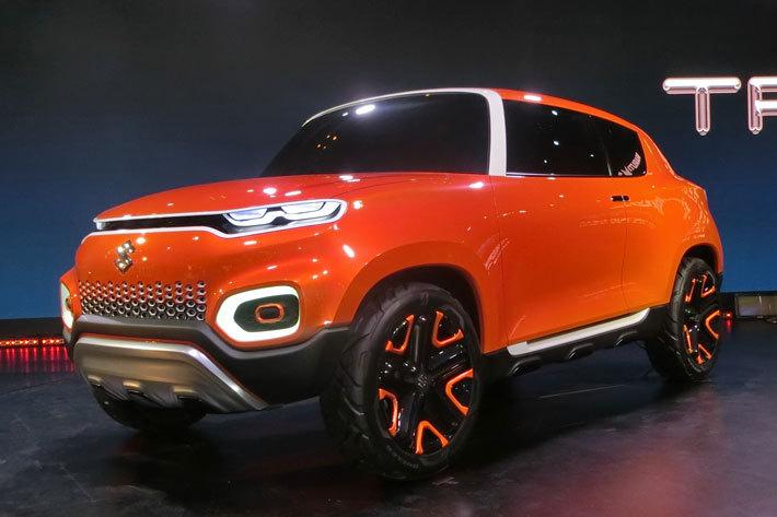 Suzuki Concept Future-S(スズキ コンセプト フューチャーS)[インドオートエキスポ2018(デリーモーターショー2018)]