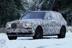 ロールス・ロイス初の高級SUV「カリナン」を2018年夏発表