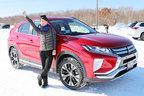 三菱 新型エクリプスクロス・新型アウトランダーPHEV雪上試乗|三菱の魂を受け継いだ最新車両を北の大地で試す!
