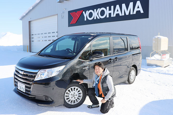 モータージャーナリストの山田弘樹さん