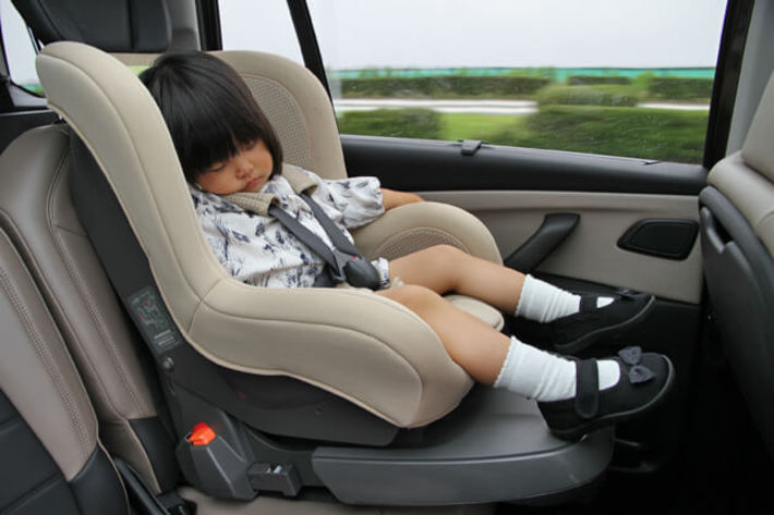 チャイルドシート使用車を高く売るための注意ポイント
