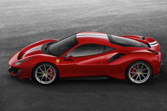 Ferrari 488 Pista(フェラーリ 488ピスタ)