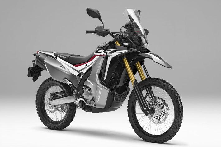 ホンダ CRF250 RALLY <ABS>ブラック