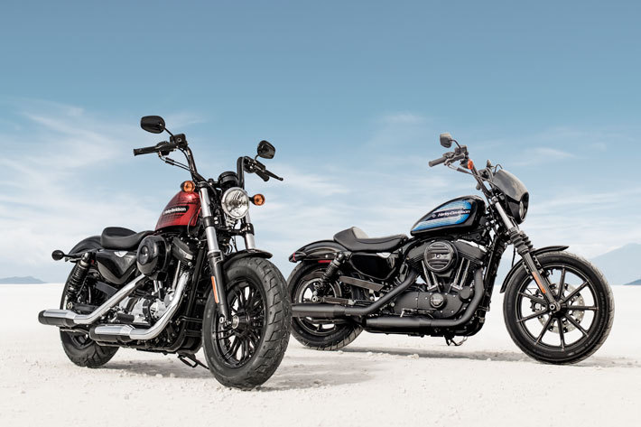Forty-Eight Special/Iron 1200
