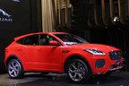 スポーツカーの顔を併せ持つSUV、ジャガー E-PACE(Eペイス)が日本上陸|発表会レポート