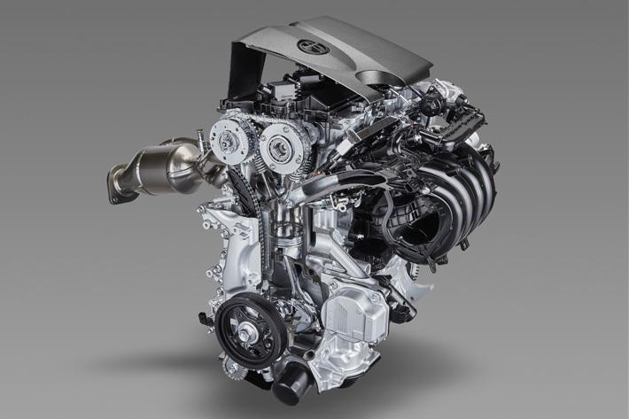 直列4気筒2リッター直噴ガソリンエンジン「Dynamic Force Engine 2.0L」