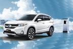 三菱自、PHEV採用の新型SUV「チーツー」を中国で発売