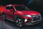 三菱 新型コンパクトSUV「エクリプスクロス」発売…すでに約5000台の予約受注