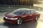 VW、レベル5の完全自動運転モデルI.D.VIZZIONをワールドプレミア