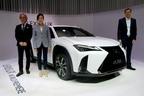 レクサス 新型UXは2018年冬に日本発売予定、CーHR並みの売れ筋モデルとなれるのか・・・?