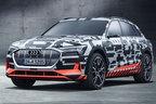 アウディ初の市販EVはSUV!Audi e-tronのプロトタイプを公開【ジュネーブショー2018】