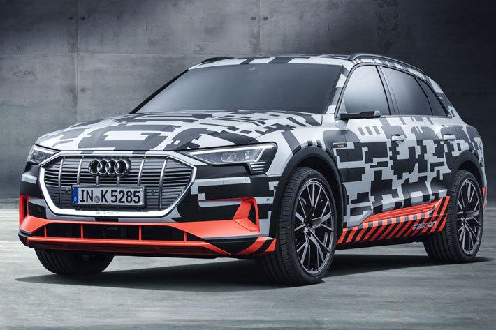 Audi e-tron プロトタイプ