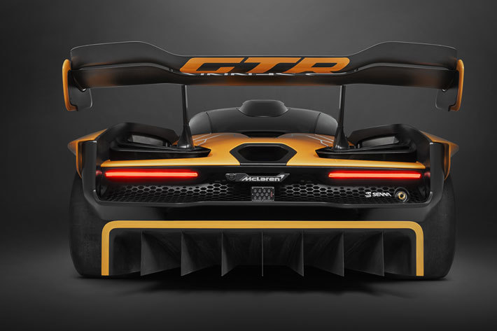 McLaren Senna GTR コンセプト(マクラーレン セナ GTR)