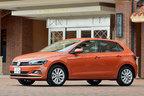 VW 新型ポロにグッドイヤーのハイパフォーマンスタイヤが新車装着