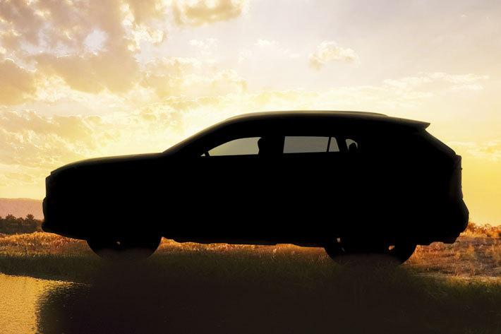 トヨタ 新型RAV4