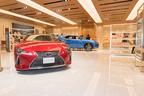 レクサスの世界観を手軽に体験できるブランド施設 「LEXUS MEETS…」が東京ミッドタウン日比谷にオープン!