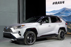 【動画】トヨタ RAV4が日本でも復活へ!ニューヨークショーで世界初公開