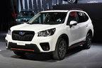 スバル 新型フォレスターの日本仕様はハイブリッド初採用で燃費改善!価格300万円前後で8月頃発売|最新情報