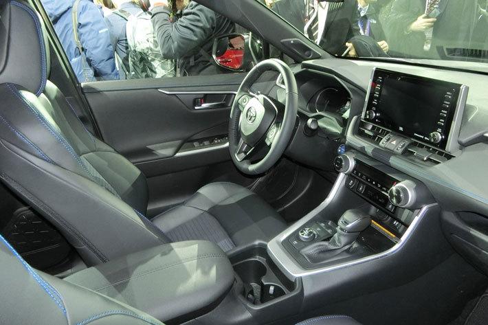 トヨタ 新型RAV4【ニューヨークショー2018】