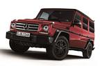 4月4日は四駆の日!メルセデス・ベンツが現行Gクラス最後の限定車2モデルを販売