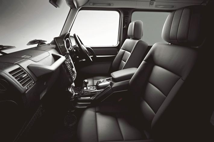メルセデス・ベンツ G350d ヘリテージエディション