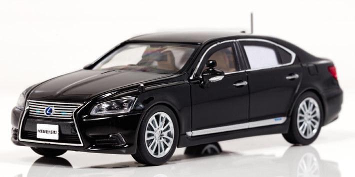 レクサス LS600hL 2015 日本国内閣総理大臣専用車